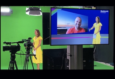 Digitale events - hybrid events - streaming - remote translation - greenbox studio